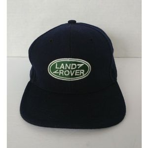 LAND ROVER snapback hat cap by City Hunter hats